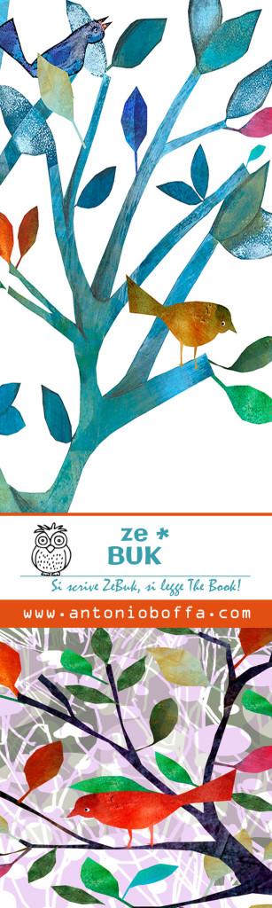 segnalibro per zebuk 2014