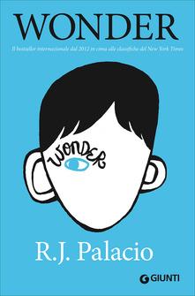Libri sulla gentilezza: Wonder di R. J. Palacio
