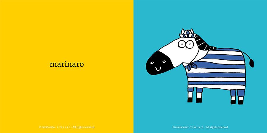 La recensione di Zebra dalla sarta di Silvia Borando edito da Minibombo
