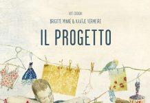 Recensione di Il progetto di Brigitte Minne Kite Edizioni