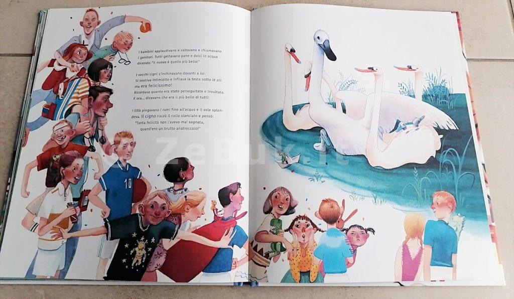 Recensione di Il brutto anatroccolo, Hans Christian Andersen