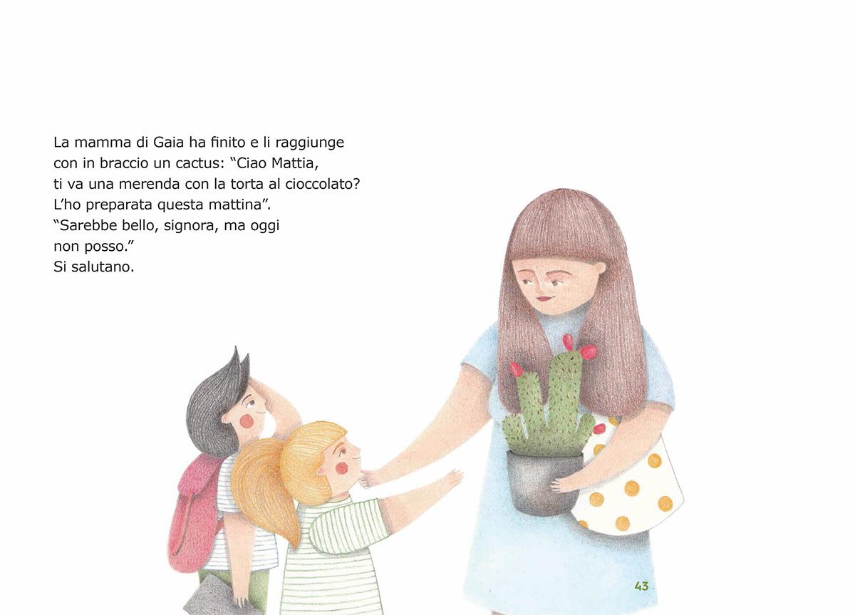 Il mio superpotere è la gentilezza, Giulia Ceccarani