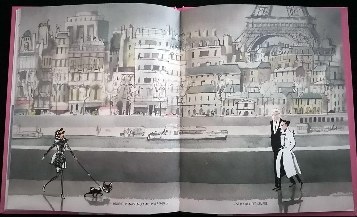 Audrey Hepburn e Hubert de Givenchy. Storia vera di un'amicizia, Philip Hopman